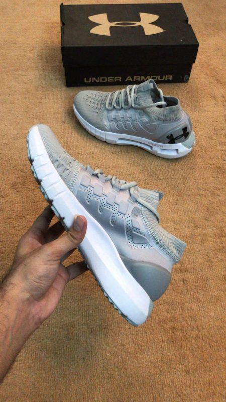 Gym Under armour Hover (Grey/White)