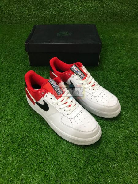 Air Force Air Force 1 Low NBA  (W/RED)