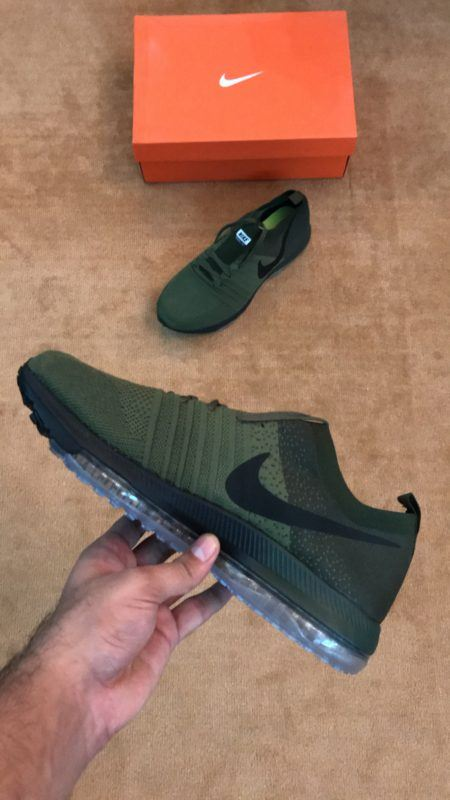 Gym Zoom (Olive Green)