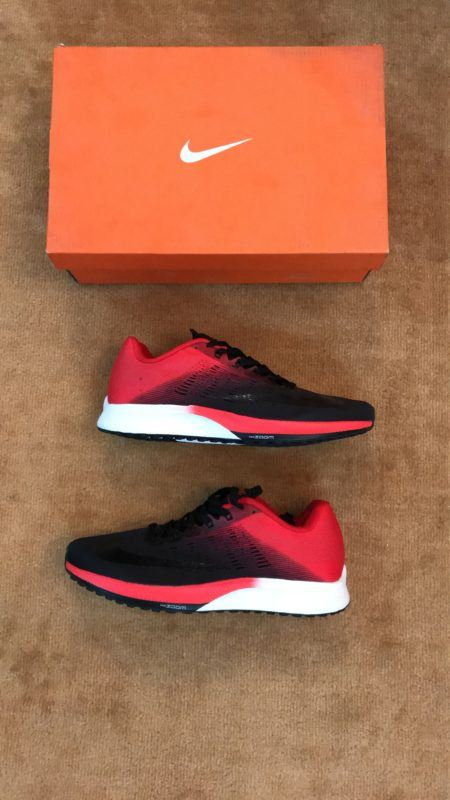 Gym Zoom (Red/White)