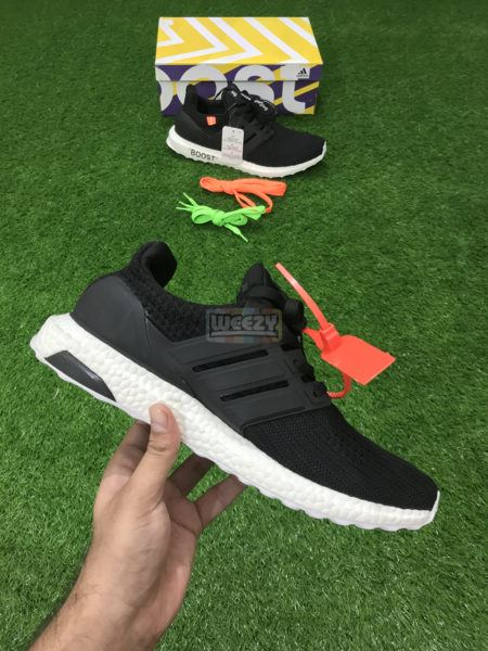 Adidas Ultra boost x Off White (Blk)