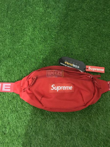 Accessories Supreme Fanny Pack (Red)