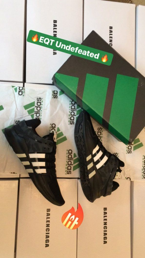 Adidas EQT Adv Support Undefeated