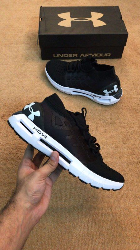Gym Under armour Hover (Blk/White)