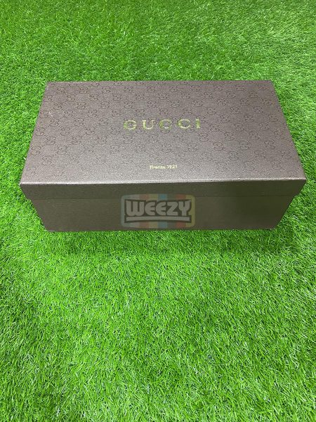 Formal Gucci Loafers (Brown)
