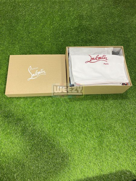 Hype Louboutins Red Bottoms (High)
